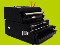 Machine à relier professionnelle Onyx OD4012 et HD4170 pour spirales plastiques et métalliques